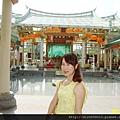 鹿港~台灣玻璃媽祖廟「護聖宮」