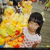 高雄~光榮碼頭~黃色小鴨