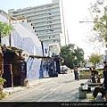 台南市海安路~藍晒圖
