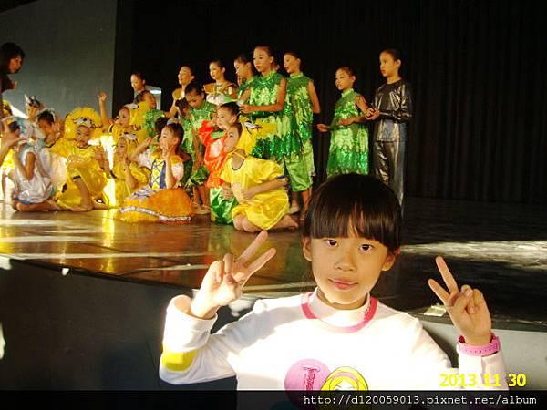 蕭壟文化園區「梵羽舞蹈藝術團」