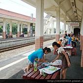 六甲~林鳳營車站