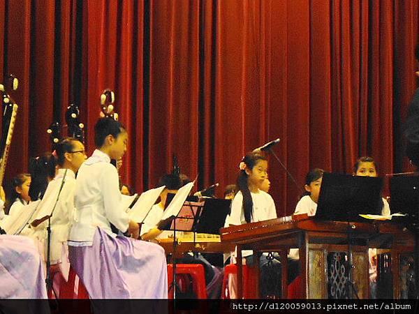 2015六甲國小國樂團發表會