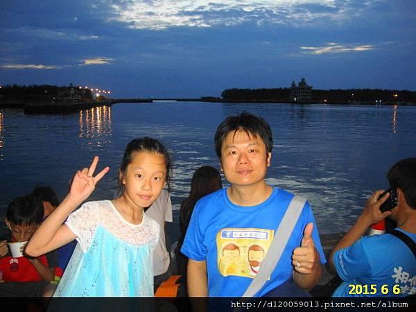 將軍漁港+船老大漁村