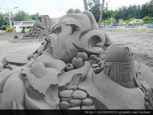 馬沙溝2016一見雙雕藝術季