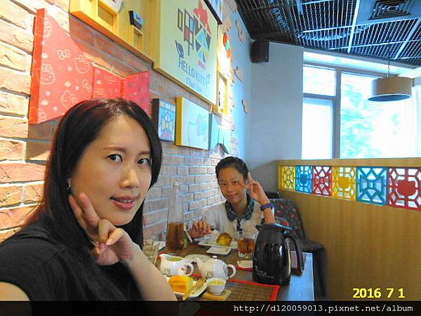 HELLO KITTY 呷茶Chat Day餐廳