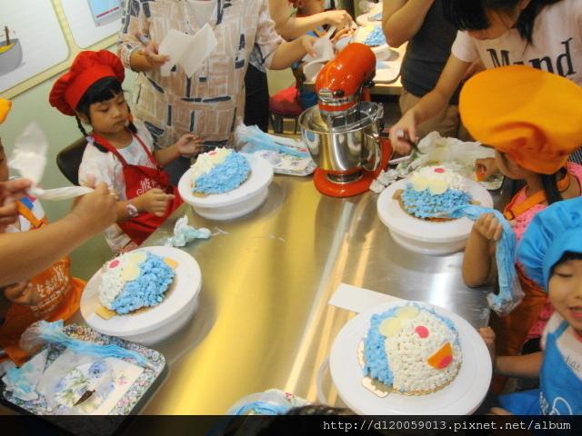 佳里~彼緹娃藝術蛋糕觀光工廠