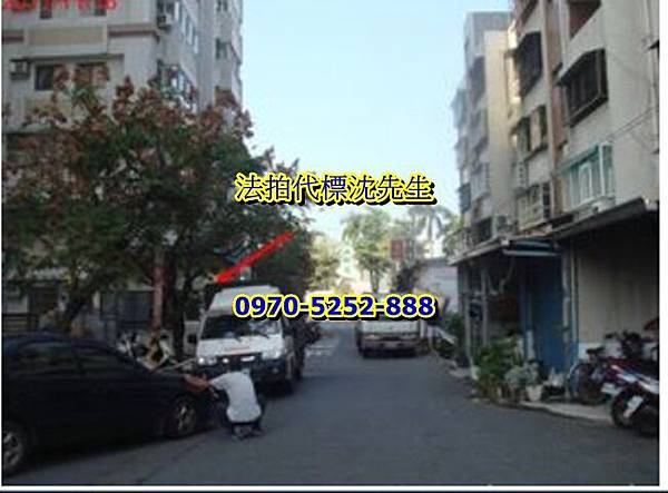 台南市南區中華西路一段8巷1號6樓之3黃金海岸雙星大廈四房車位永華國小旁1.jpg