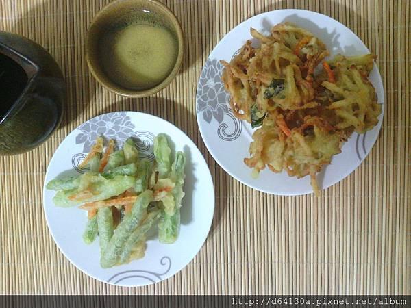炸蔬菜天婦蘿