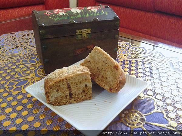 無奶蛋蜂蜜蛋糕