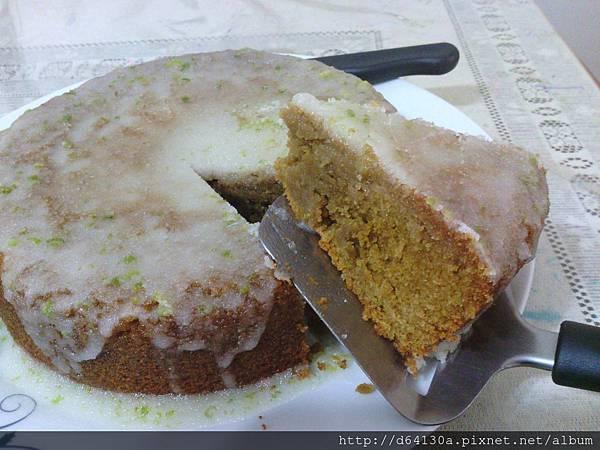 無奶蛋全素檸檬蛋糕