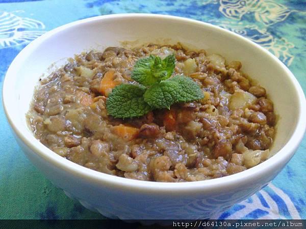 全素營養扁豆