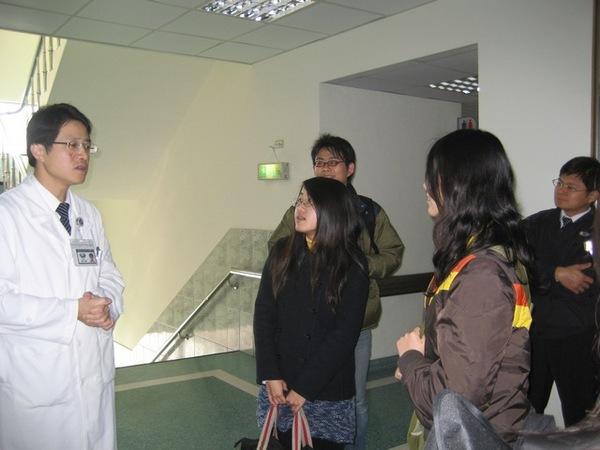 參訪關山醫院
