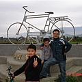 攝於關山12公里自行車環鎮起點
