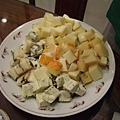 all kinds of cheeses!