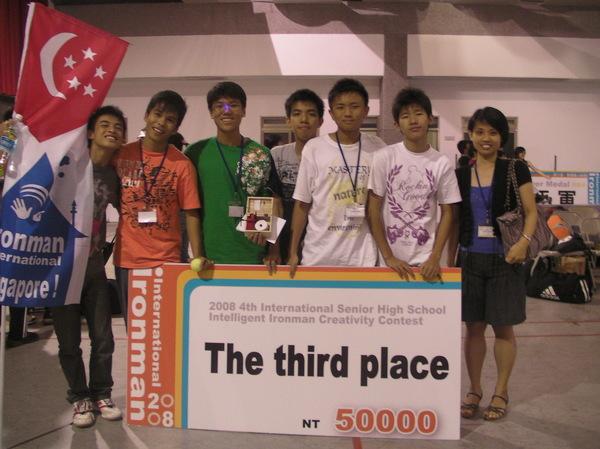 Singaporean team