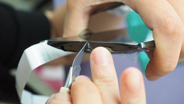 LG G4康寧玻璃+包膜-15