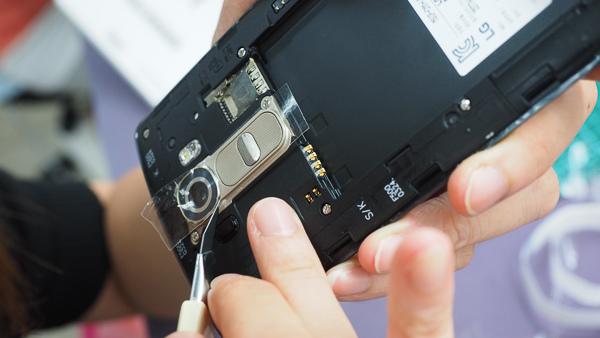 LG G4康寧玻璃+包膜-39