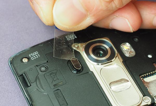 LG G4康寧玻璃+包膜-47