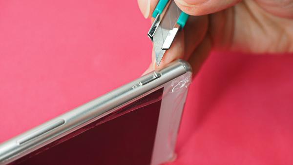 Sony Z3+ 康寧玻璃+包膜-201