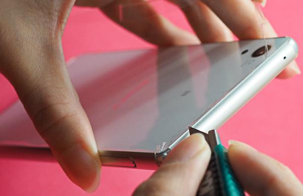 Sony Z3+ 康寧玻璃+包膜-229