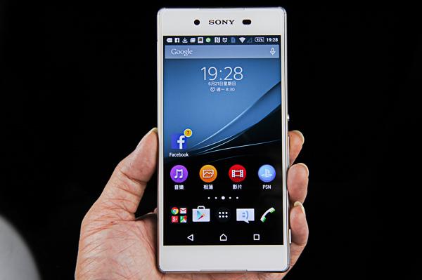 Sony Z3+ 康寧玻璃+包膜-41