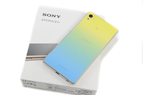 Sony Z3+ 康寧玻璃+包膜-9