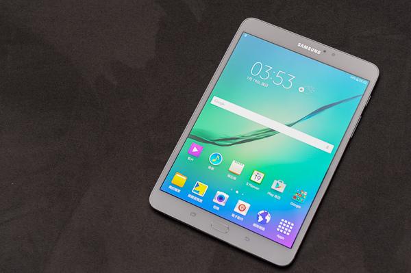 Galaxy Tab的s2-55