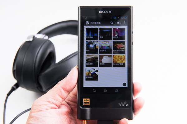 Sony NW-ZX2-157