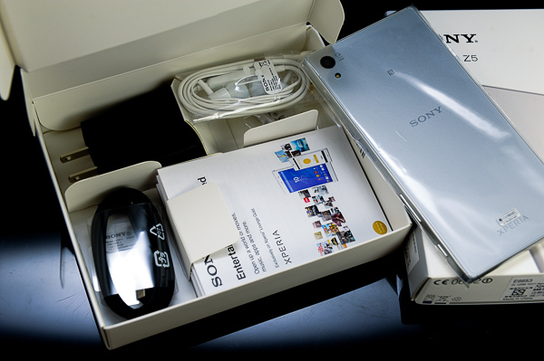 Sony Z5開箱-5