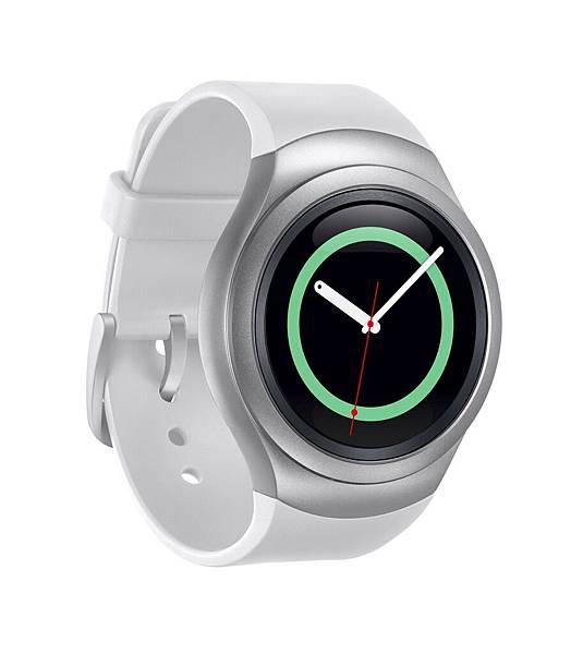 Gear S2搭載全新進化的三星健康管理程式S Health能24小時自動偵測身體活動