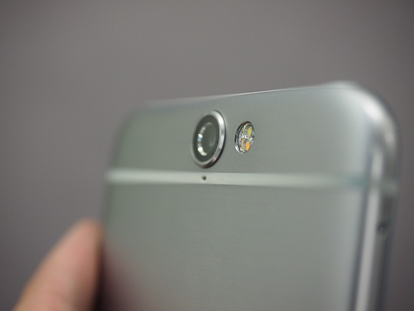 HTC A9 開箱、保護貼-49