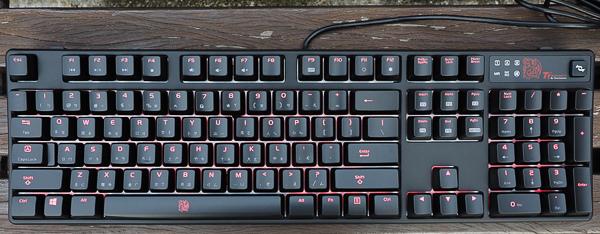 Tt  RGB 機械式電競鍵盤-223