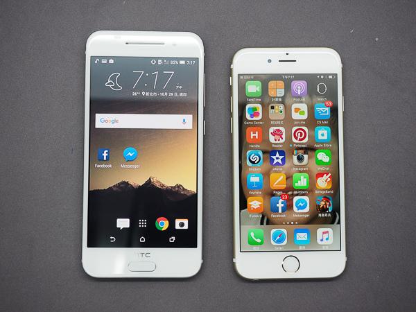 HTC A9 開箱、保護貼-58
