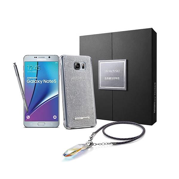 最耀眼的聖誕驚喜 Galaxy Note 5 & Gear S2 Classic「晶耀典藏版」