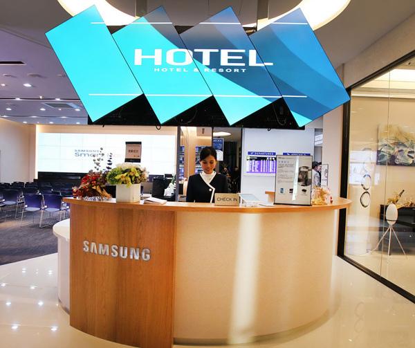 智慧飯店解決方案 打造貼心客房管理服務