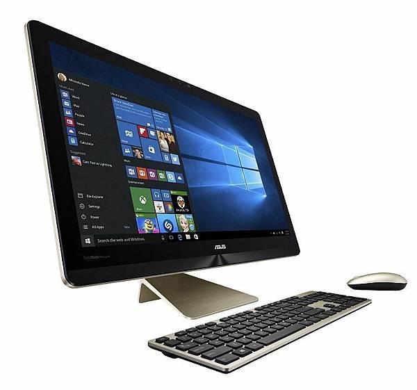 華碩全新整合式全功能All-in-One電腦Zen AiO Pro Z220  Z240,正式於今日聖誕節絕美上市,打造送禮自用人氣首選!
