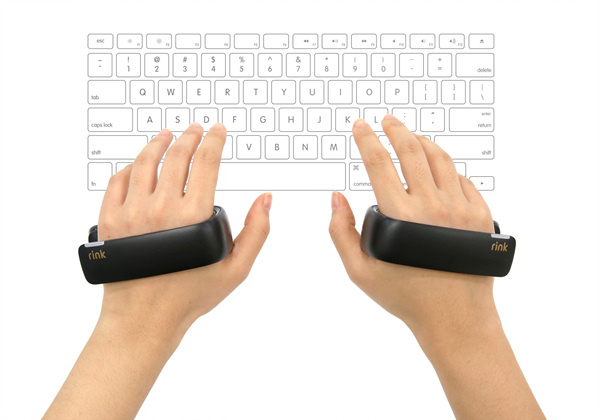 rink – 透過手部動作的控制,帶領VR行動裝置邁向全新境界