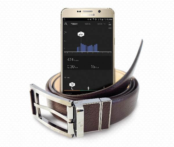 WELT可記錄使用者生活習慣,並將資料傳輸至特別設計的App,提出適合個人的健康與體重管理計畫