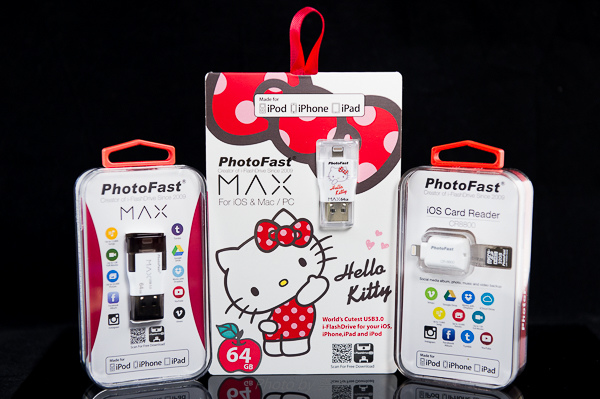 PhotoFast 蘋果microSD讀卡機-3
