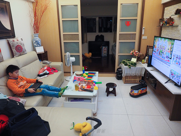 Benq護眼電視-157