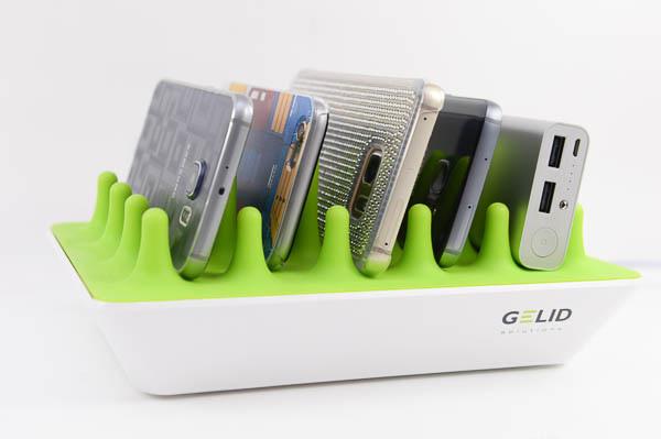 Zentree USB充電收納盒-開箱-39