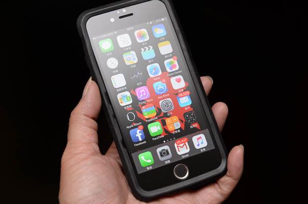 OtterBox Symmetry璀璨水晶限量版手機保護殼-39