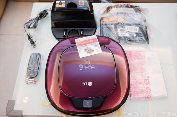 LG 雙眼小精靈-掃地機器人(VR64701LVM)-6