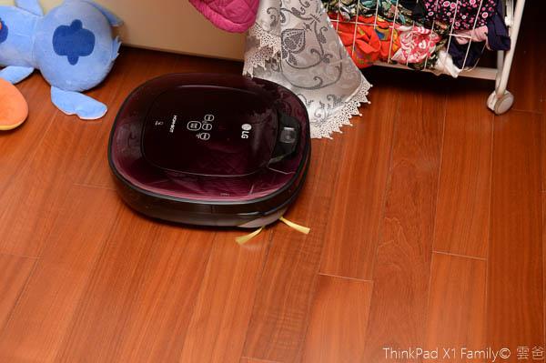 LG 雙眼小精靈-掃地機器人(VR64701LVM)-100