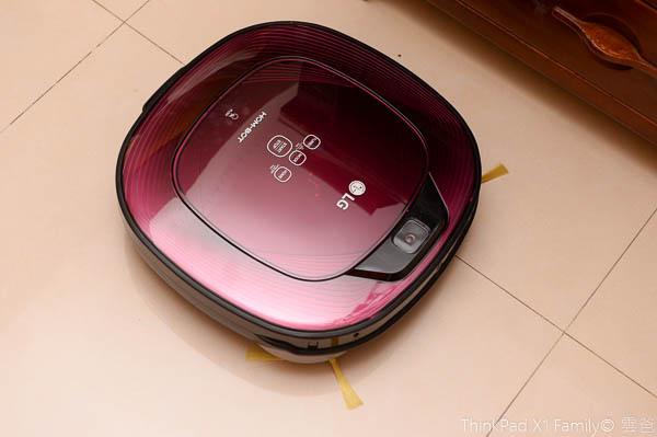 LG 雙眼小精靈-掃地機器人(VR64701LVM)-112
