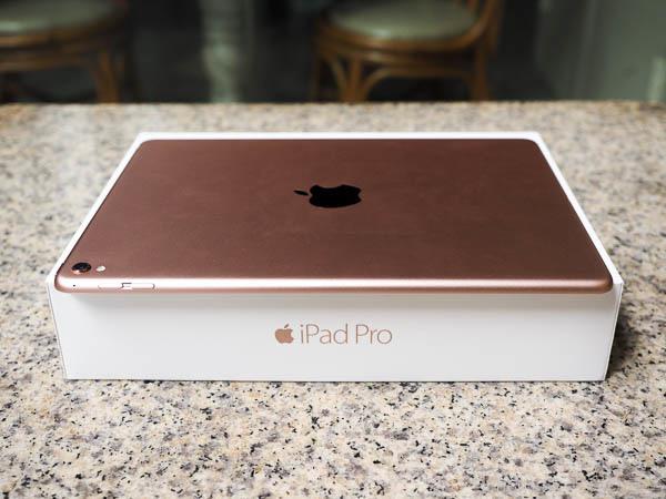 iPad Pro 9.7 玫瑰金新色+ Apple Pencil 超好用-46