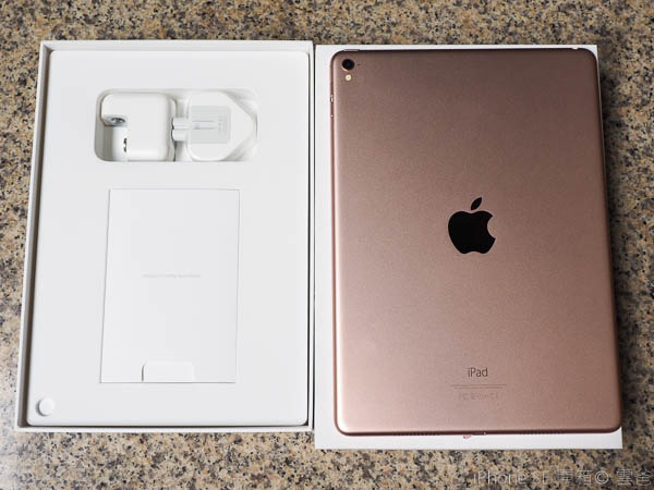 iPad Pro 9.7 玫瑰金新色+ Apple Pencil 超好用-38