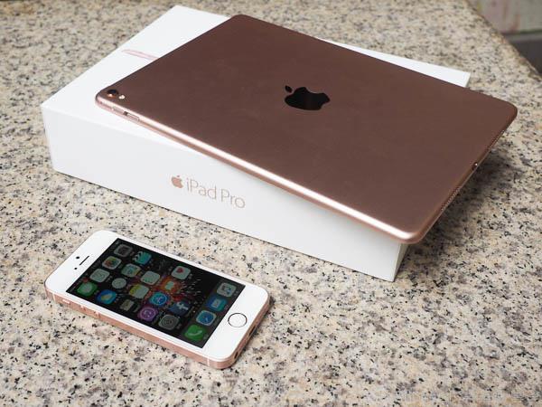 iPad Pro 9.7 玫瑰金新色+ Apple Pencil 超好用-41
