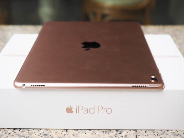 iPad Pro 9.7 玫瑰金新色+ Apple Pencil 超好用-45
