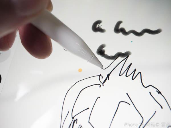 iPad Pro 9.7 玫瑰金新色+ Apple Pencil 超好用-105